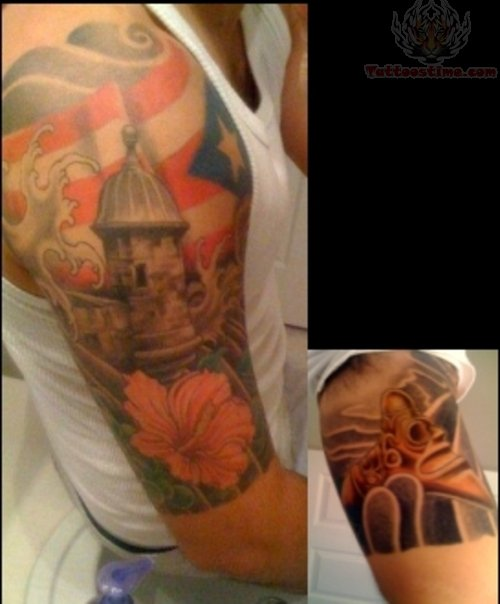 Puerto Rico Tattoos