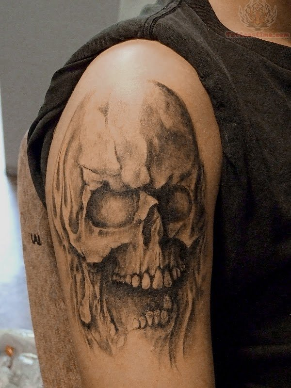 Best Quality Tattoo Skull Tattoo Designs For Men
