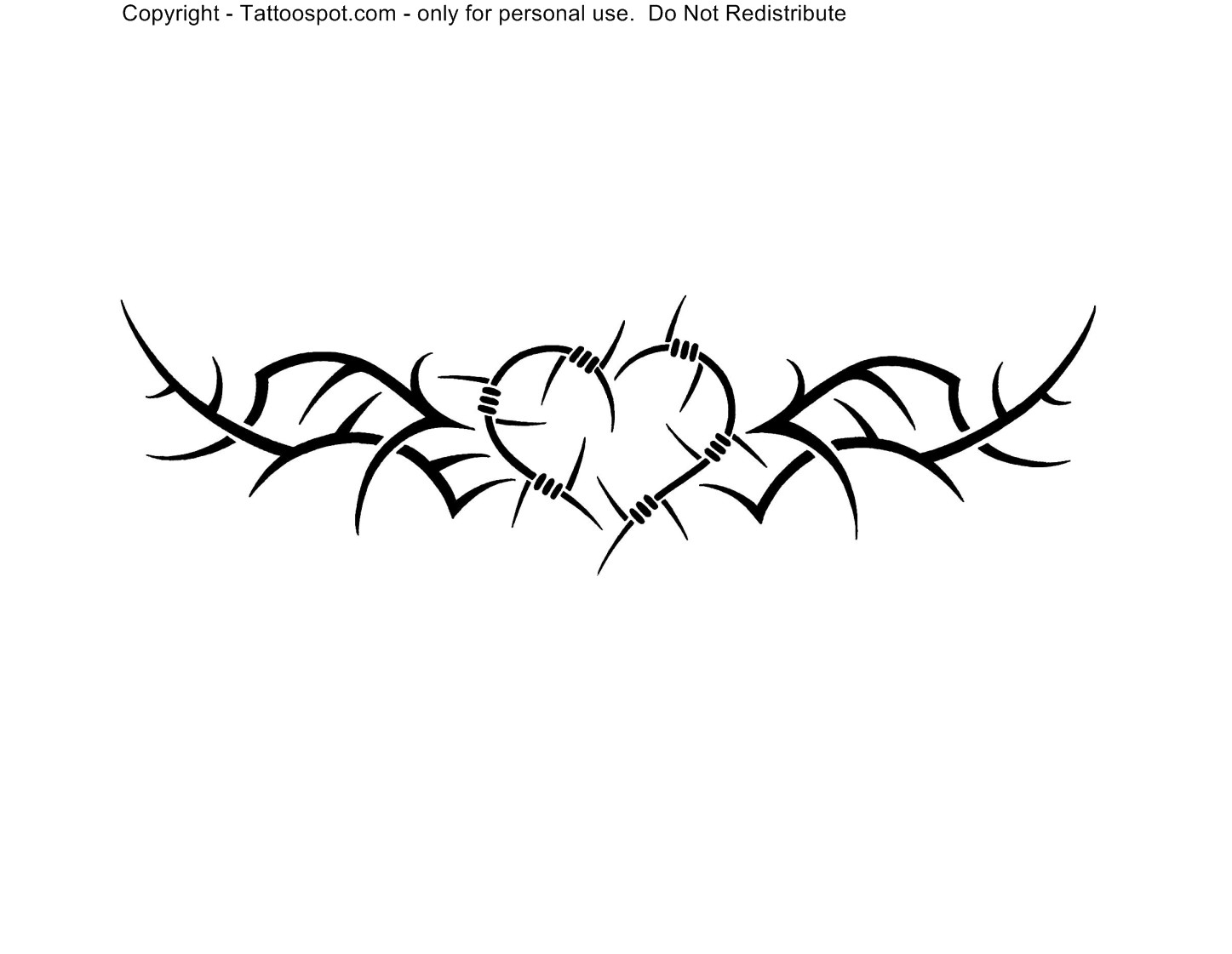 armband wire tattoo tribal barbed Tattoos Page : Barbed Wire 31
