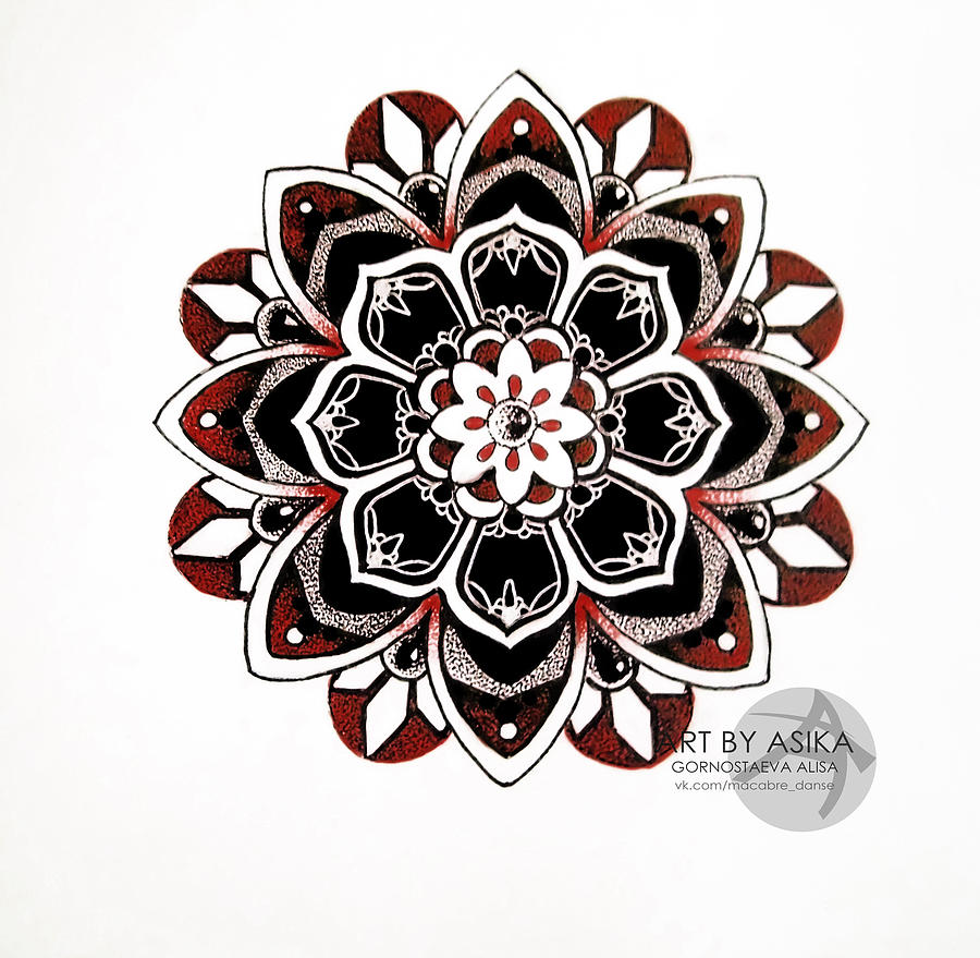 Flower Mandala Tattoo Meaning Mandala Flower Tattoo Designs