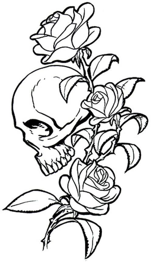 Rose Tattoo Template Rose Tattoo Black Tattoos Love